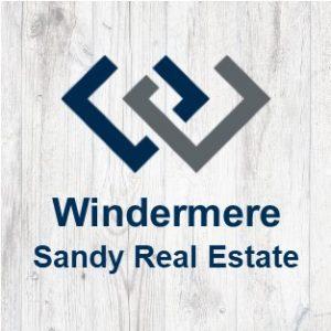 Windermere Sandy Real Estate Logo
